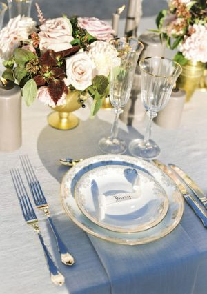location assiette vintage doree_jolibazaar