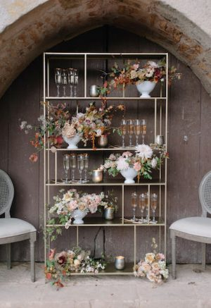 etagere gold_shelf_location_jolibazaar Provence Bourgogne