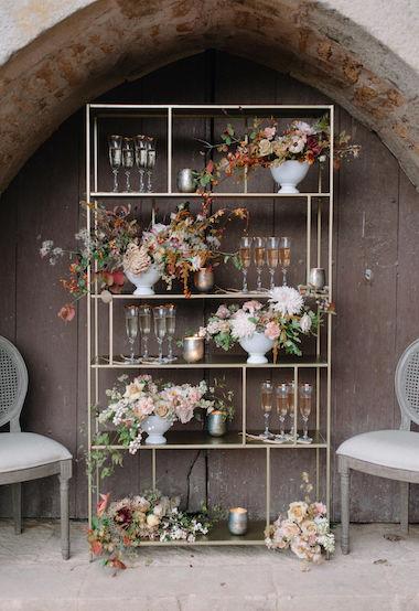 etagere gold_shelf_location_jolibazaar Provence Bourgogne