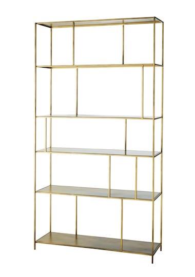 etagere_metal_dore_gold shelf_location deco mobilier jolibazaar