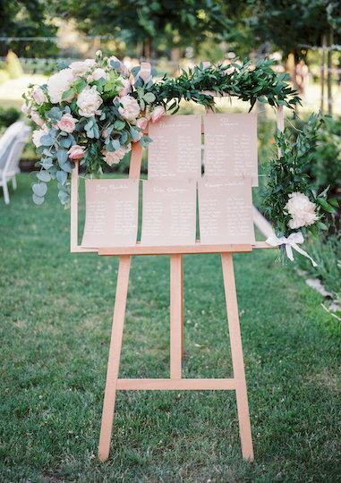 location deco mariage chevalet bois naturel_jolibazaar